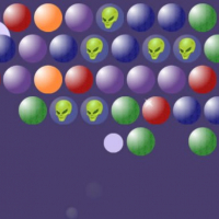 Aliens Bubble Shooter Online