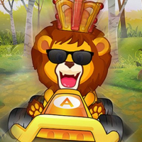 Animal Buggy Racing Online