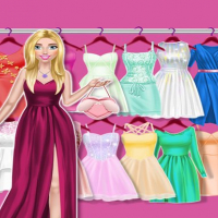 Ballerina Princess Magazine Dress Up Online