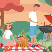 Barbecue Picnic Hidden Objects Online