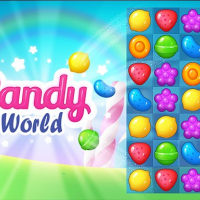 Candy World bomb Online