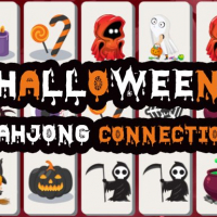 Halloween Mahjong Connection