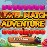Jewel Match Adventure 2021
