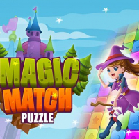 Magic Match Puzzle