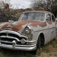 Old Rusty Cars Differences Online