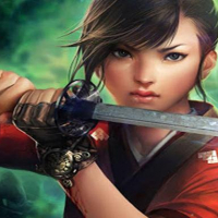 Samurai Girl Runner Game Adventure- Assassin Ninja Online