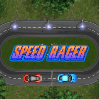 Speed Racer One Player and Two Player