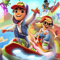 Subway Surfers Multiplayer Online