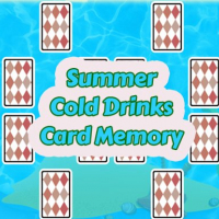 Summer Cold Drinks Card Memory Online