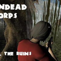 Undead Corps - CH3. The Ruins