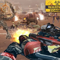 Zombie Shooter - Warfar