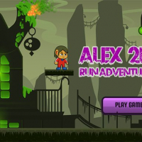 Alex 2D Run Adventure