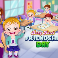Baby Hazel Friendship Day
