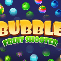 BUBBLE FRUIT SHOOTER