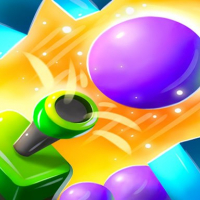 Cannon Ball Paint Game Online