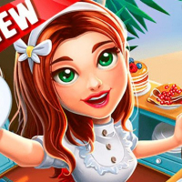 Chef Kitchen Craze Cooking Game
