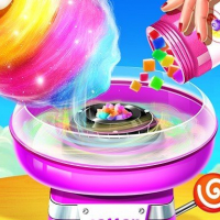 Cotton Candy Game  Online