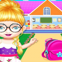 Doll House Decoration For Girl Game online Online