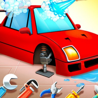 Girls Car Wash Salon Auto Workshop Online