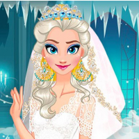 Ice Queen Wedding Planner