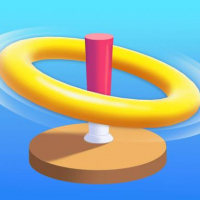 Lucky Toss 3D - Toss & Win Big Online