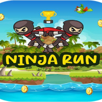 Ninja Kid Run Free - Fun Games Online