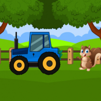 Squirrel Farm Escape Online